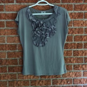 Worthington Petal front top gray